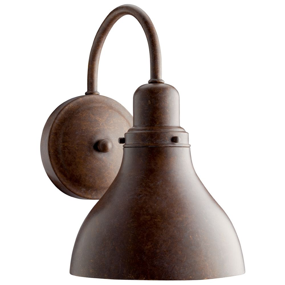 Kichler Outdoor Wall Light in Distressed Copper Finish