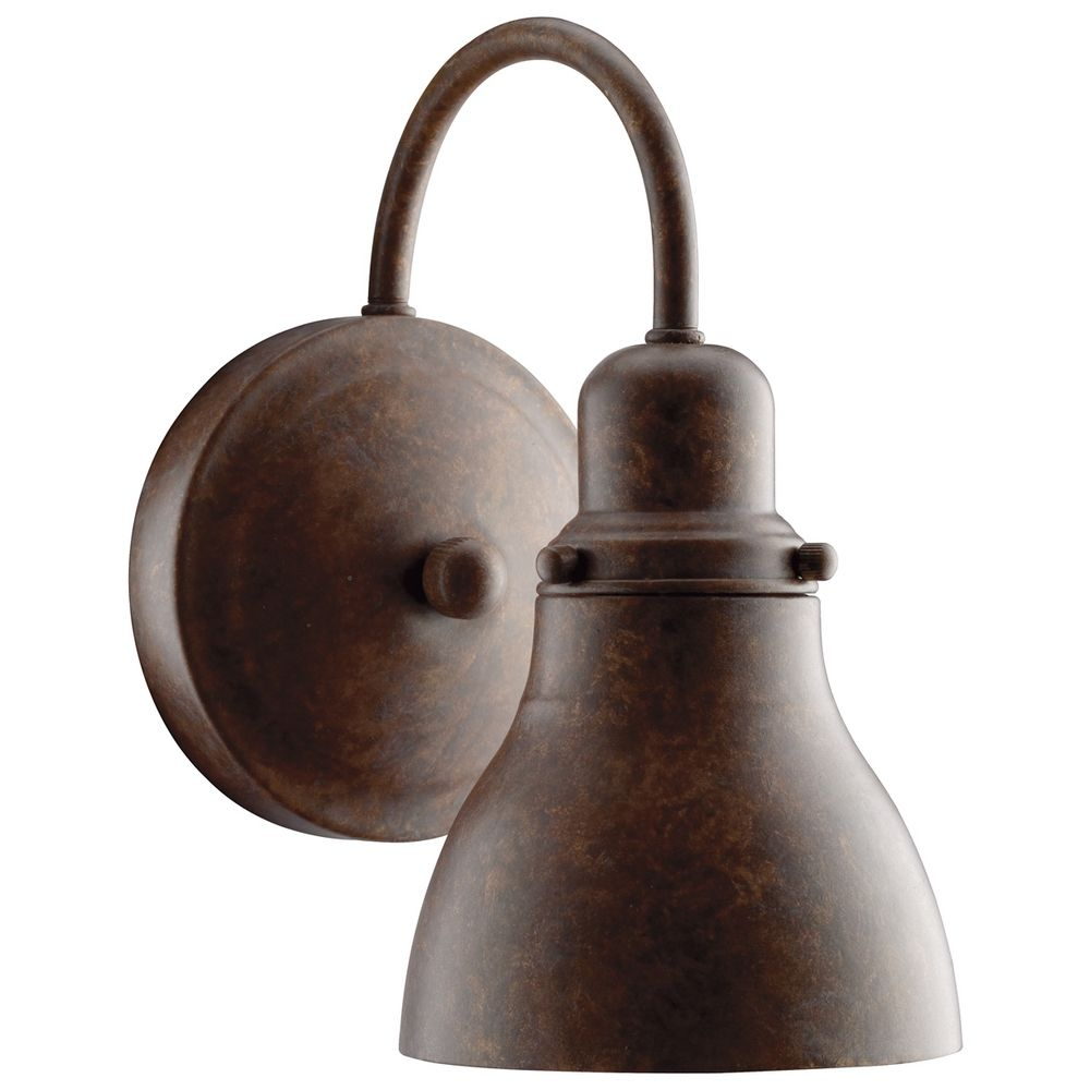 Kichler Outdoor Wall Light in Distressed Copper Finish 10924DCO Destination Lighting