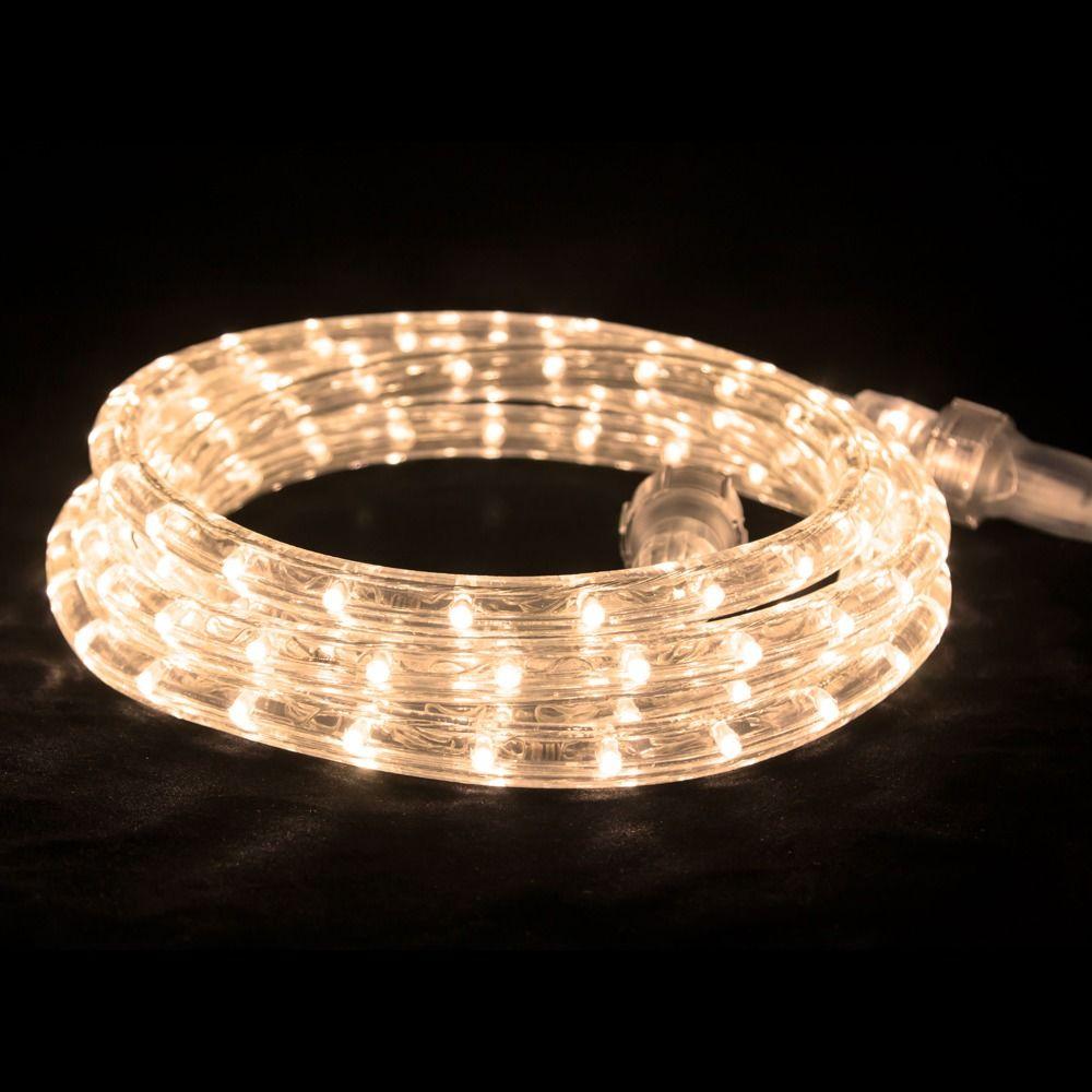 more photos e0c93 5b7a1 American Lighting Rope Light Kit Warm White 180-Inch LED Rope Light at  Destination Lighting