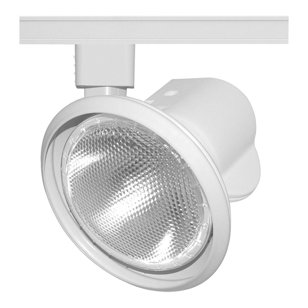 juno lighting group close up light head for juno track lighting t231wh. Black Bedroom Furniture Sets. Home Design Ideas