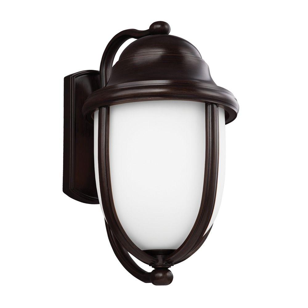 Feiss Lighting Vintner Outdoor Heritage Bronze Outdoor Wall Light OL10104HTBZ Destination ...