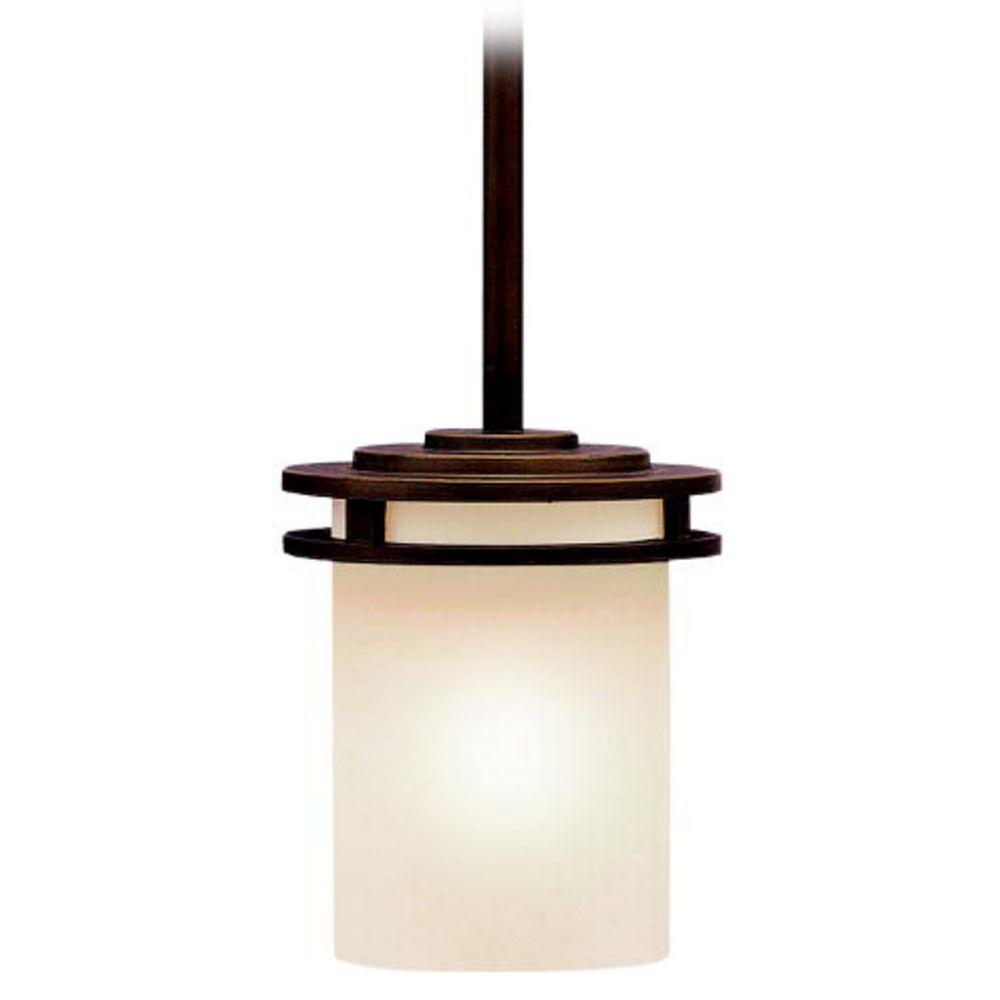 Kichler Lighting: Kichler Transitional Mini-Pendant Light With Light Umber