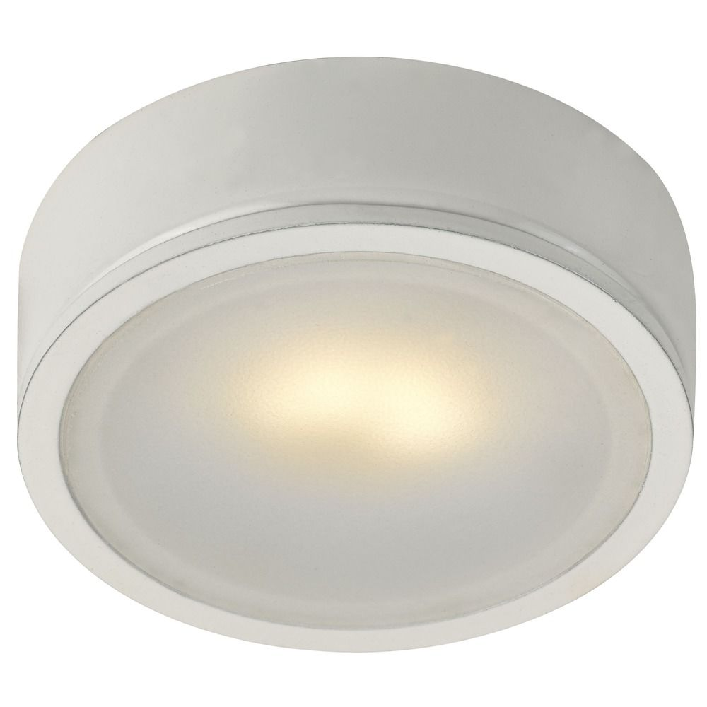 120 volt led puck light recessed surface mount 3000k white 120 volt led puck light recessed surface mount 3000k white on mozeypictures Images