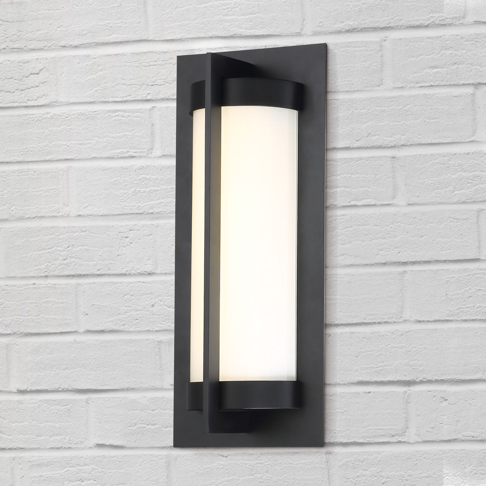 Oberon Led Outdoor Wall Light Ws