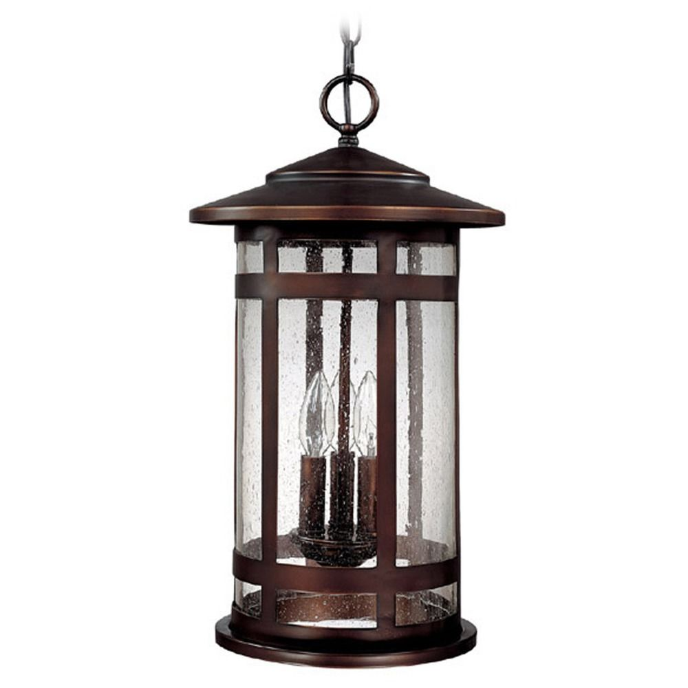 Capital Lighting Mission Hills Burnished Bronze Outdoor