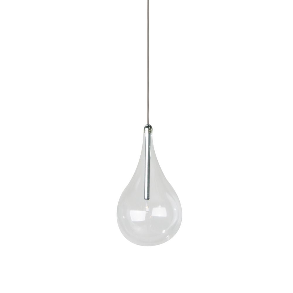 Modern Teardrop Low Voltage Mini Pendant