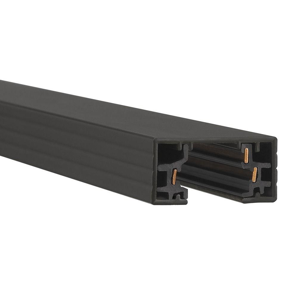 Wac Lighting H Track: 4 Ft Black WAC Lighting H-Type Track