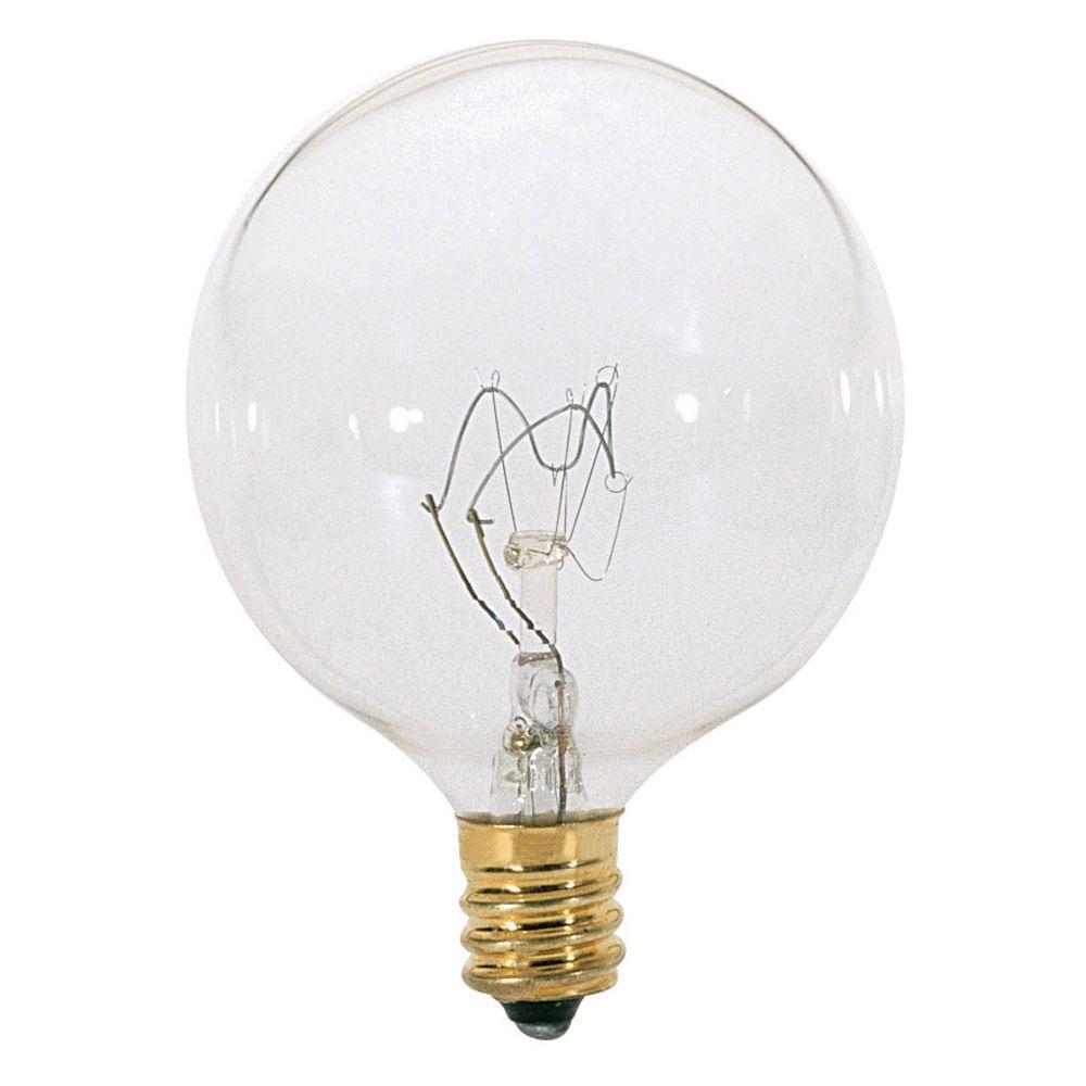 60 Watt Candelabra Light Bulb S3831