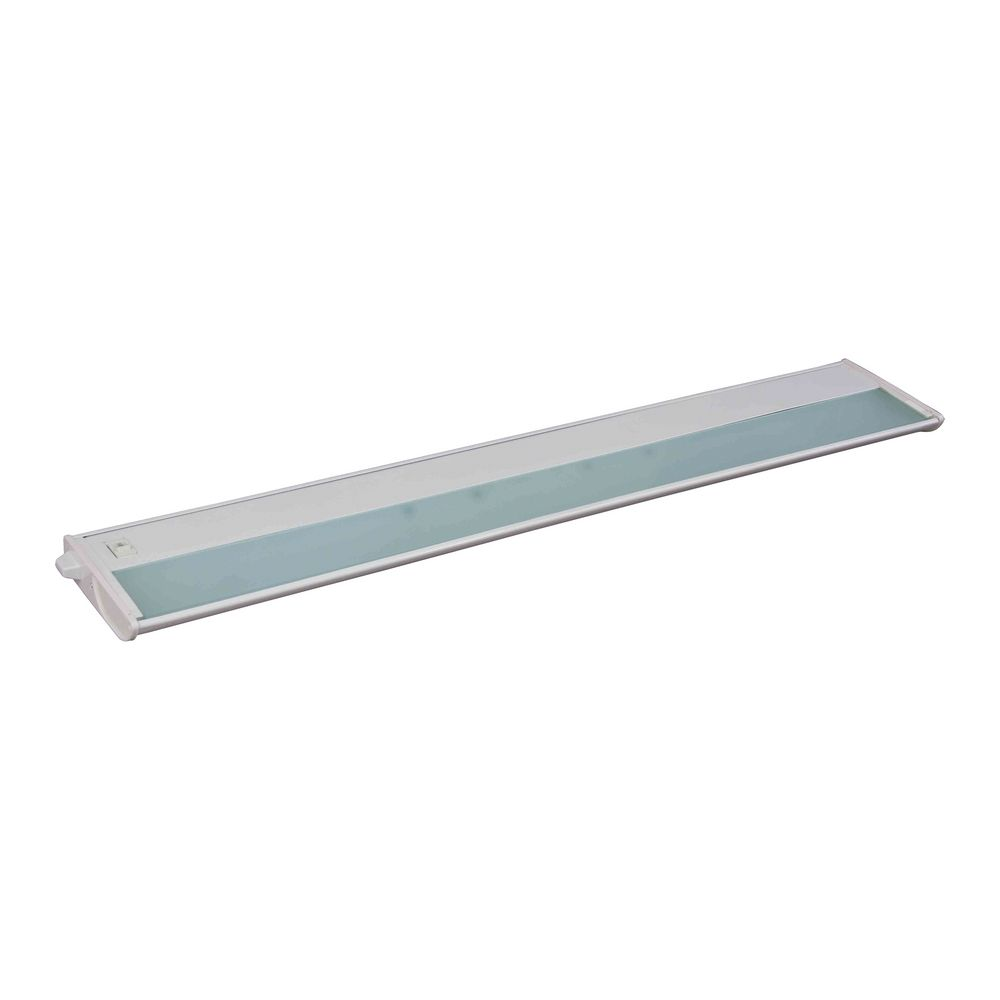 30-Inch Xenon Under Cabinet Light Direct-Wire 2900K 120V White by ...
