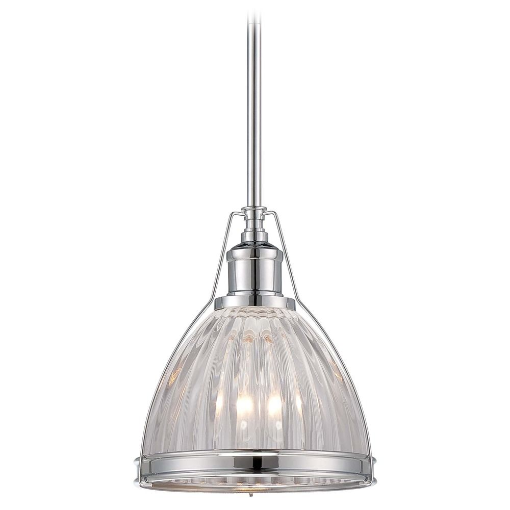 mini pendant light with clear glass 2242 77