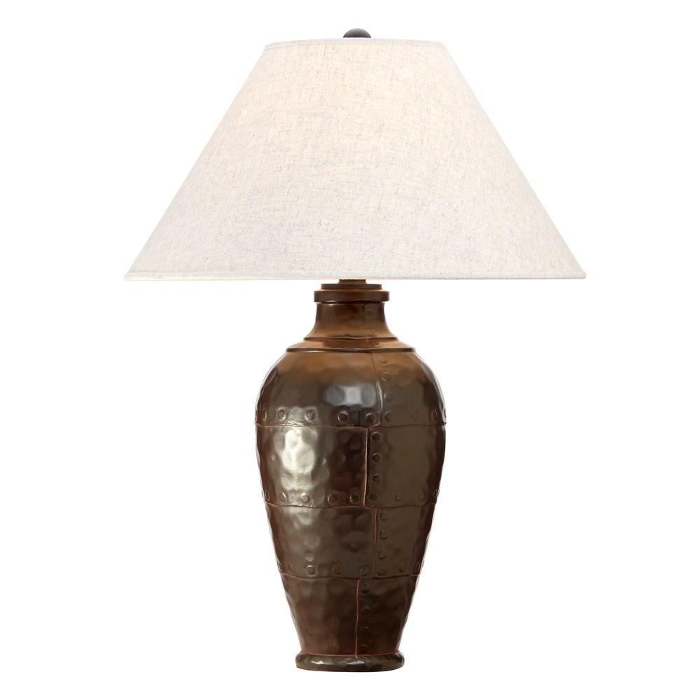 Robert Abbey Lighting Table Lamp With Linen Shade RA 9939k