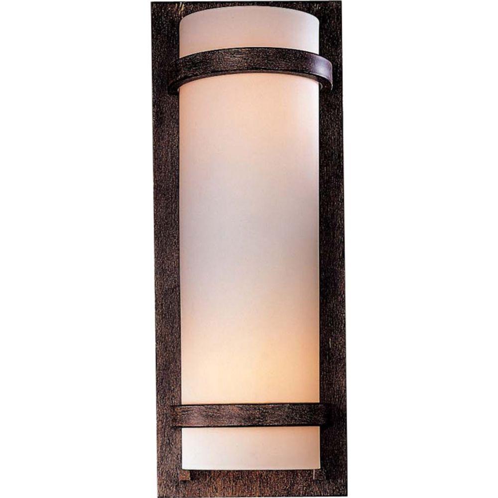 Minka Lighting Iron Oxide Bathroom Light  Vertical Mounting Only 341