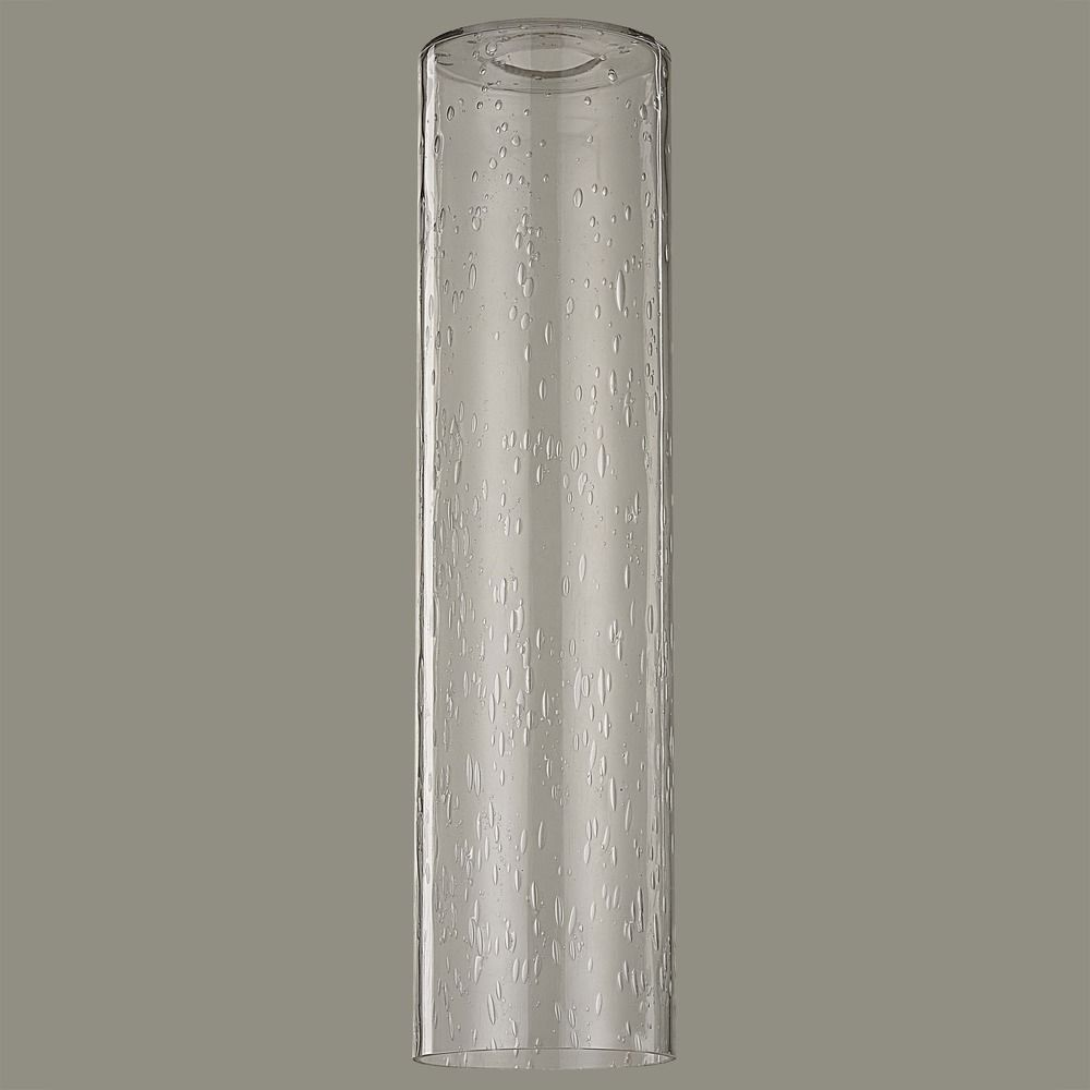 Seeded glass cylinder shade with 1 58 fitter 16 inch tall gl1641c design classics lighting seeded glass cylinder shade with 1 58 fitter 16 aloadofball Gallery