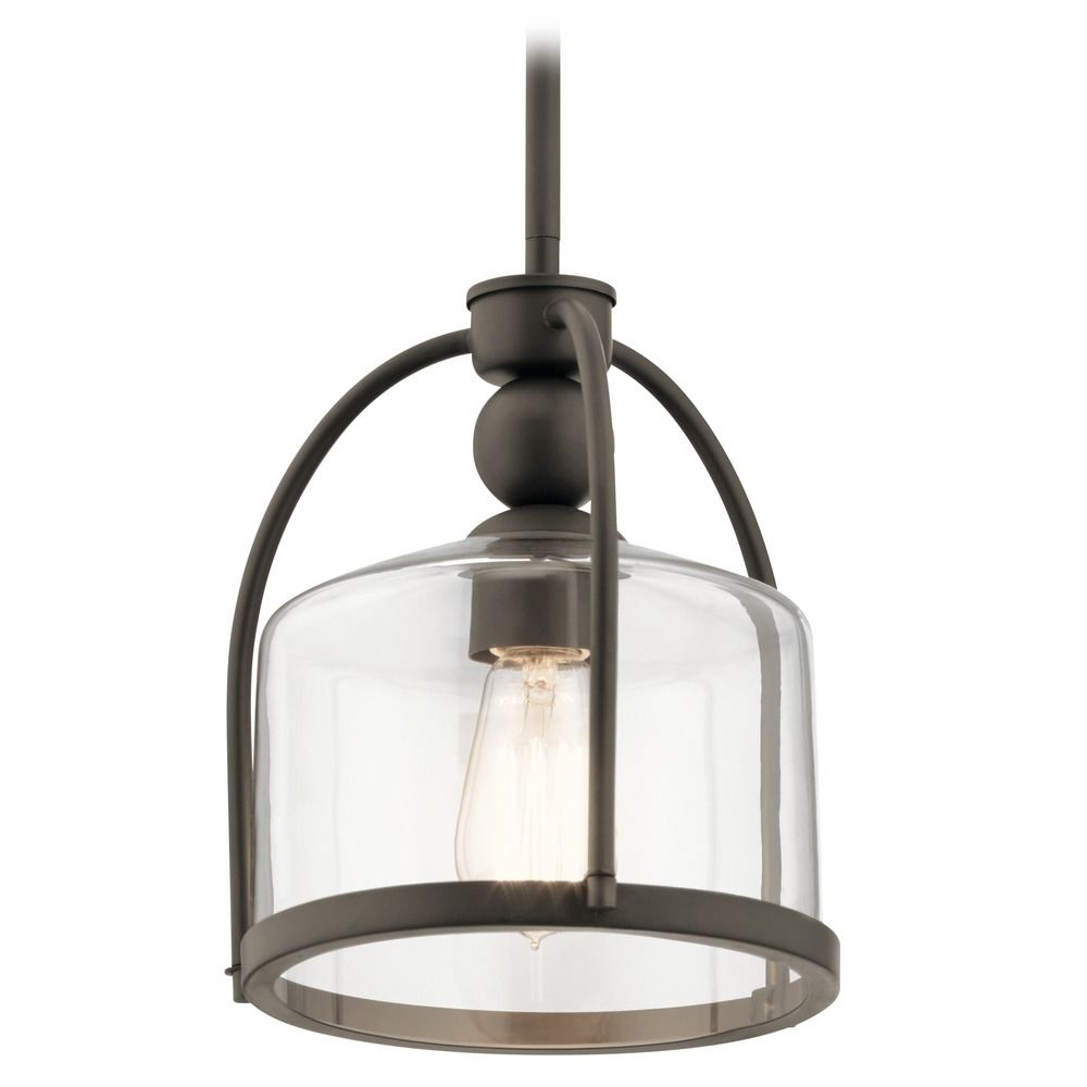 Modern Pendant Light Olde Bronze By Kichler Lighting At Destination