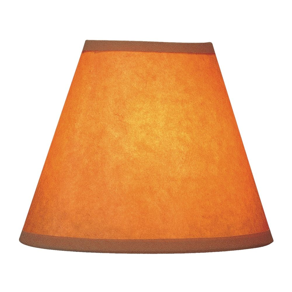 Colored Lamp Shades kraft paper empire lamp shade with clip-on assembly | ch531-6