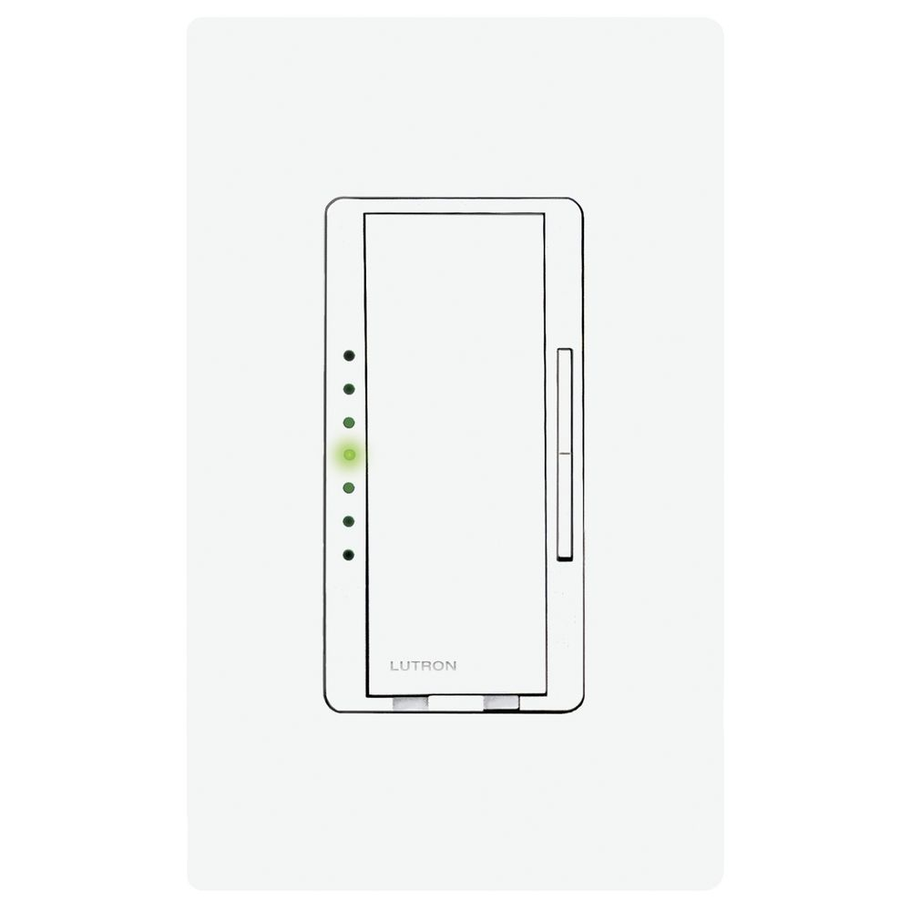 Watt Multilocation Dimmer Switch MAHWH Destination - Bathroom dimmer light switch