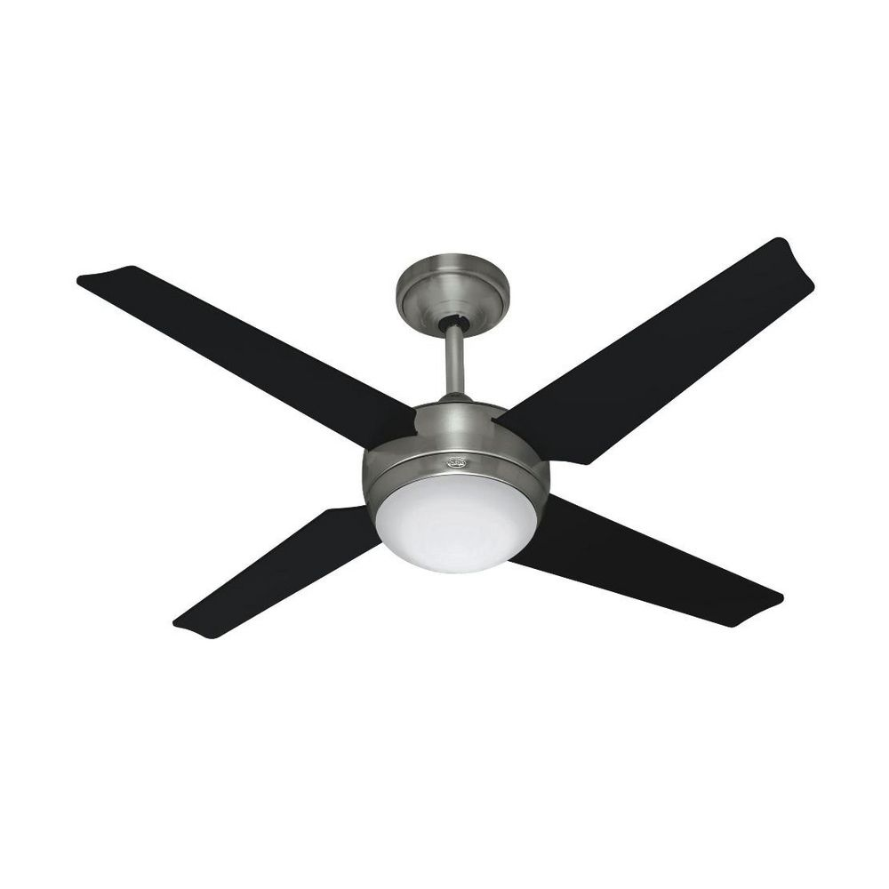 Hunter Fan Company Sonic Brushed Nickel Ceiling Fan With