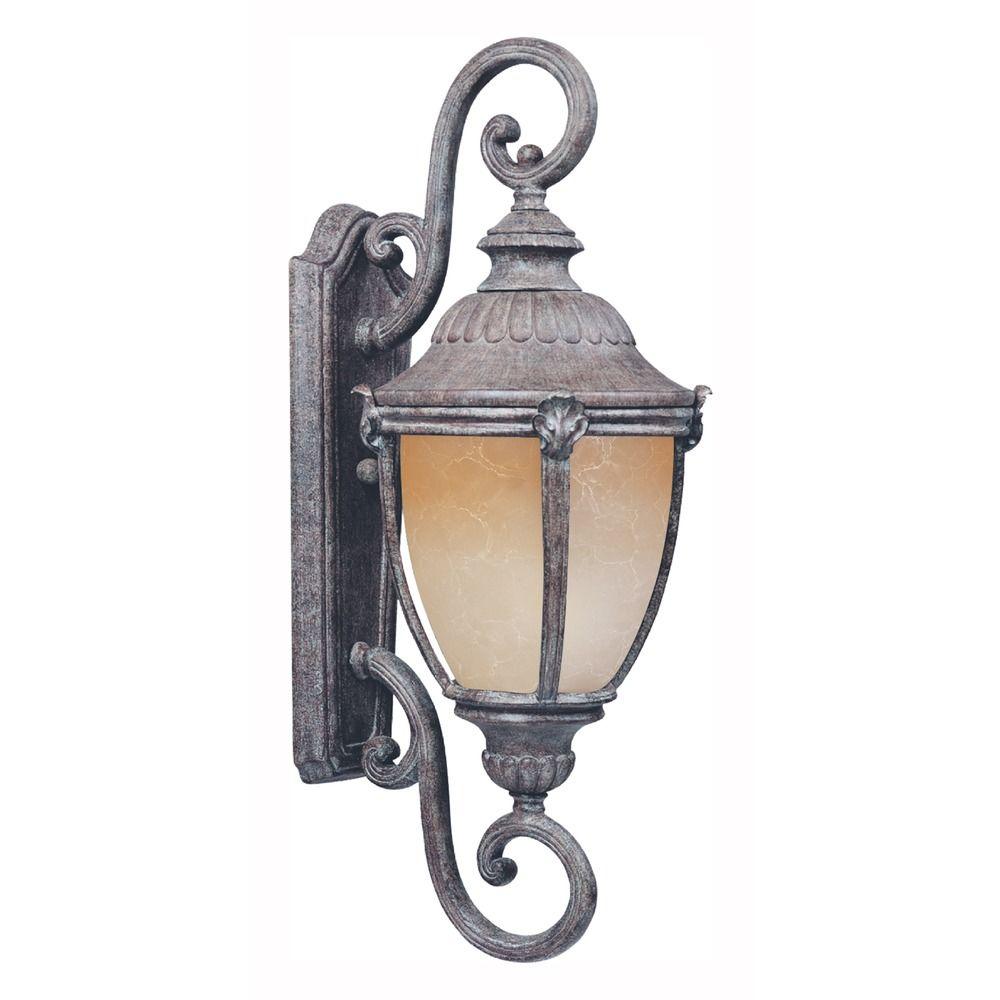 Maxim Lighting Morrow Bay LED Earth Tone LED Outdoor Wall Light 55189LTET Destination Lighting