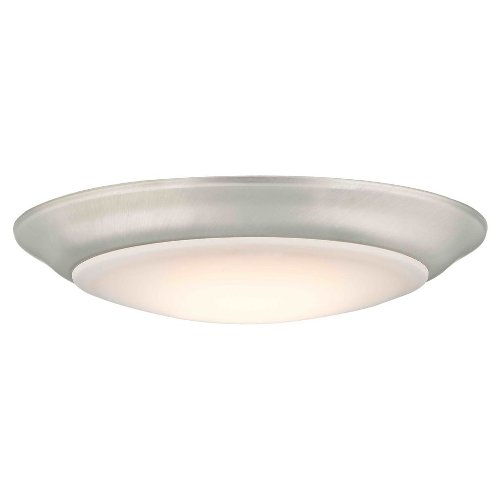 Low profile ceiling light led