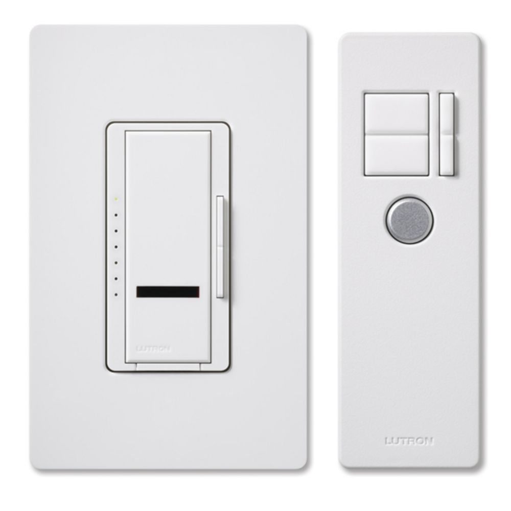 600-Watt Incandescent Dimmer Switch with Remote Control | MIR-603THW ...