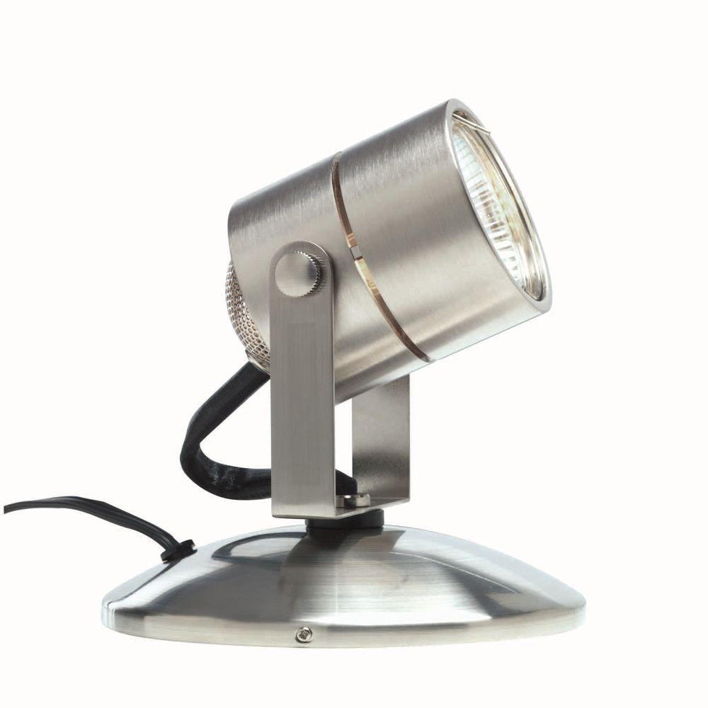 Compact Halogen Uplight Tl 700 F1 Sn Destination Lighting