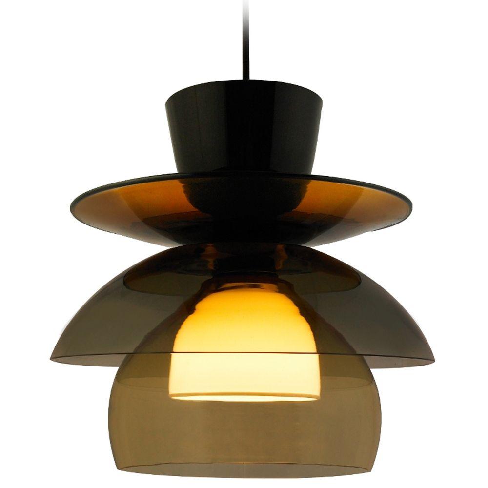 Oggetti lighting cascade satin nickel pendant light 28 for Oggetti lighting