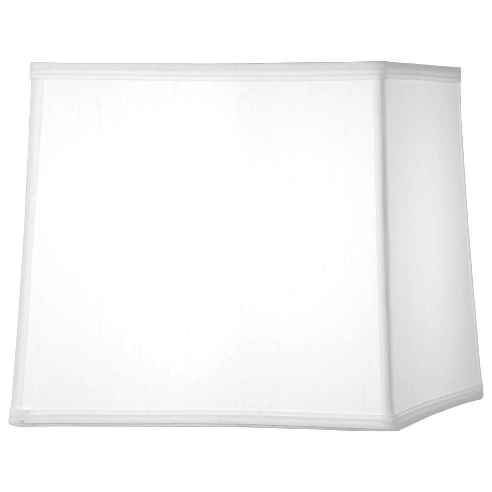Design Clics Lighting Medium Tapered Square Lamp Shade Dcl Sh7435