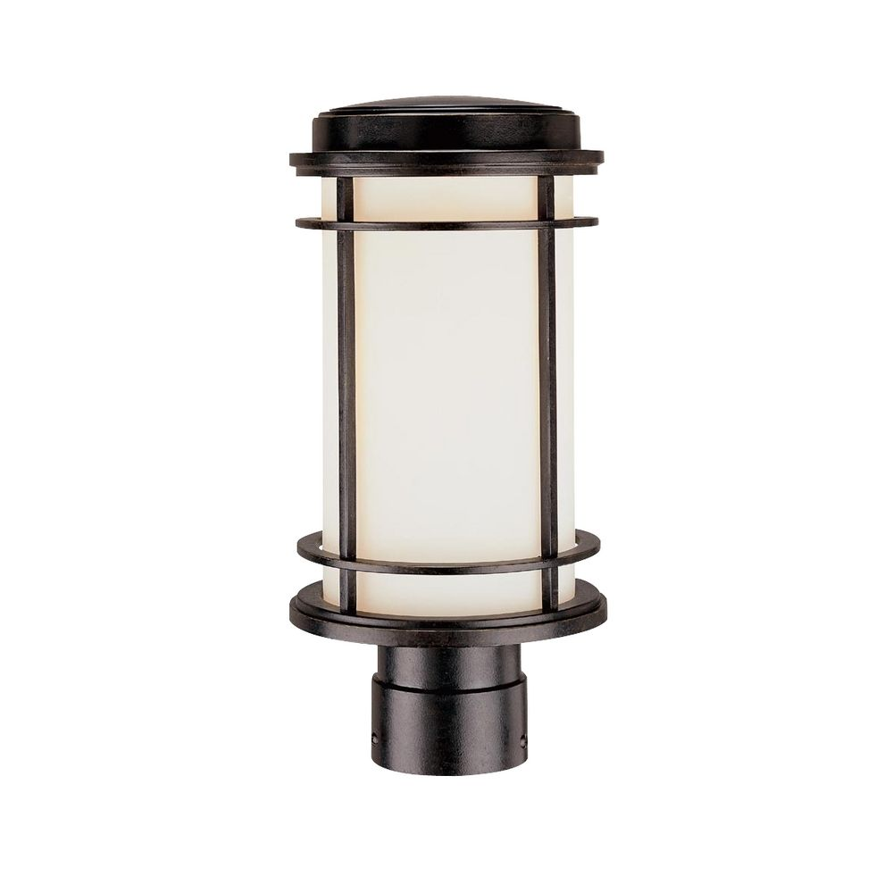 13 1 2 Inch Outdoor Post Light 9106 68 Destination Lighting