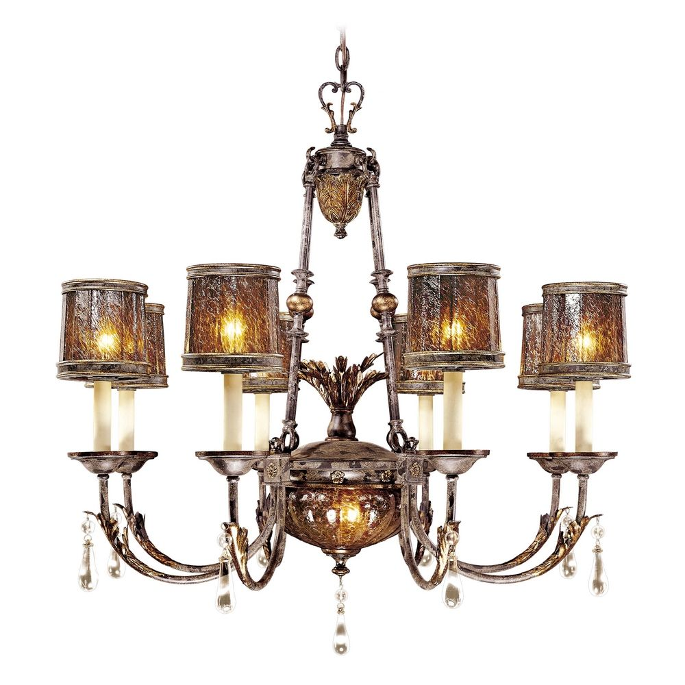Brown glass chandelier raak 4 brown smoke glass globe for Dining room light fixtures canada