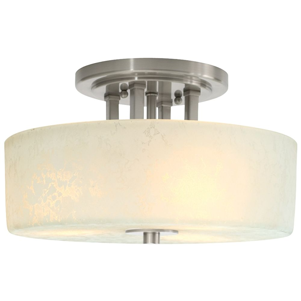 Semi-Flush Ceiling Light | 2245-09 | Destination Lighting