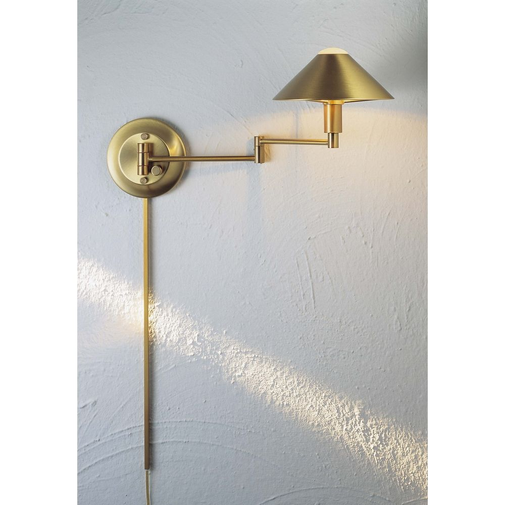 Holtkoetter Cord Cover in Antique Brass Finish PINUP KIT 9426 AB Destination Lighting