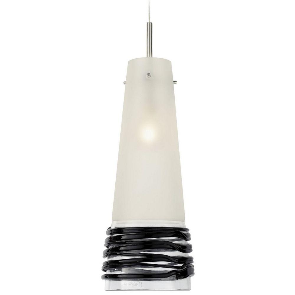 Oggetti lighting fili dark bronze mini pendant light with for Oggetti lighting