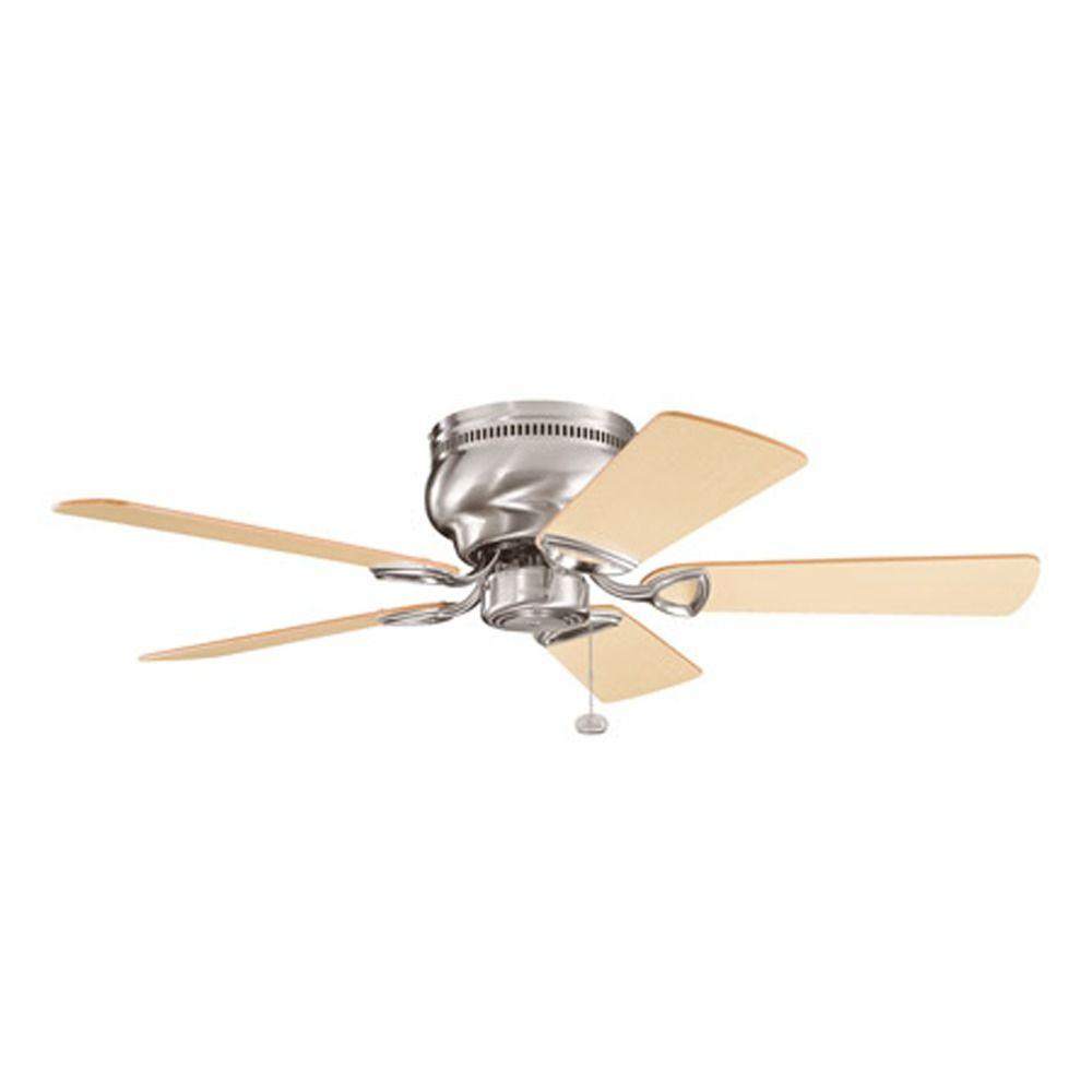 kichler 42 inch ceiling fan with five blades 339017bss