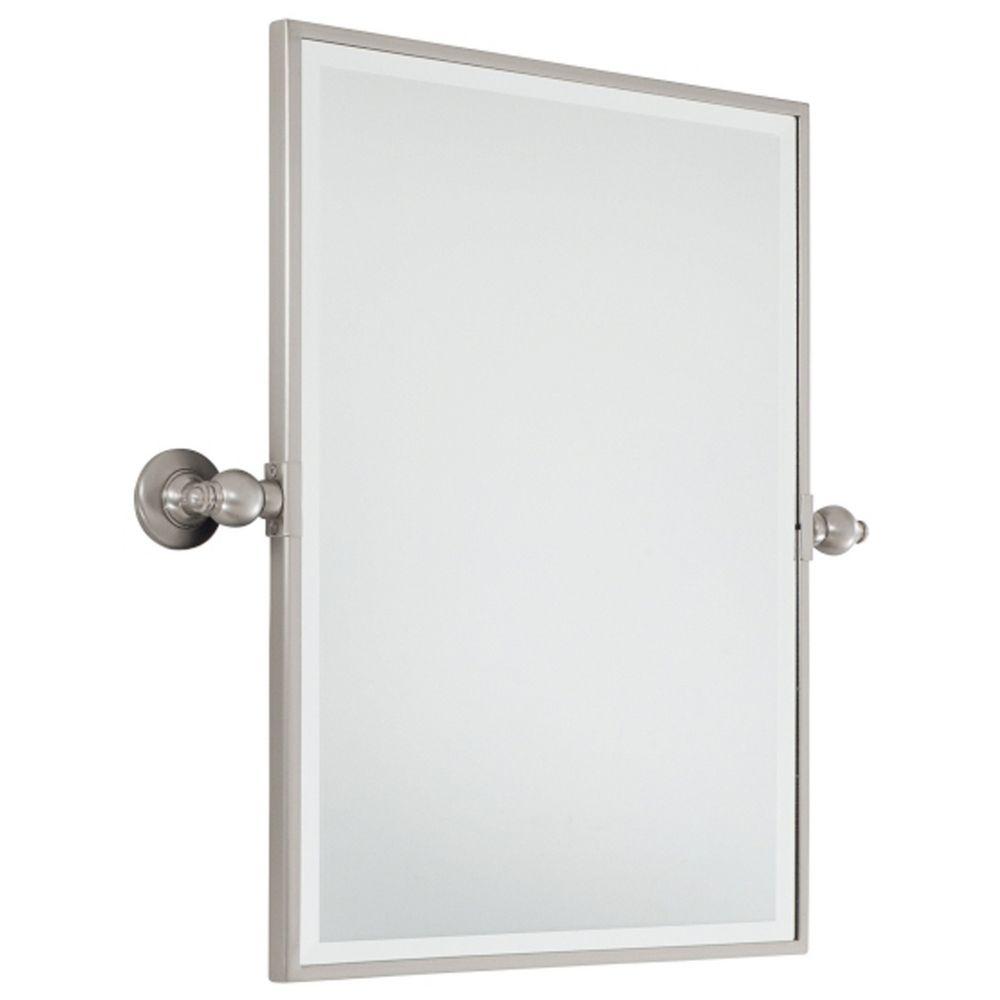 Rectangle 18-Inch Mirror | 1440-84 | Destination Lighting