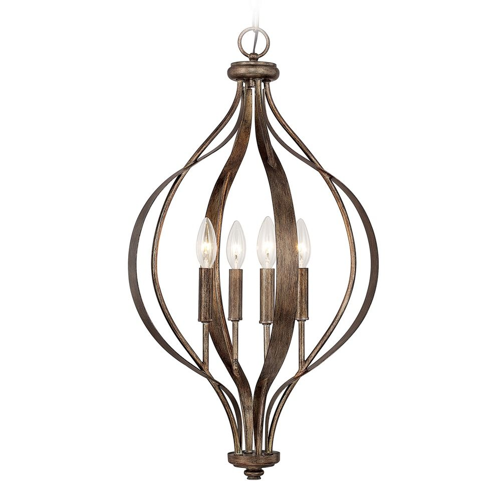 Capital Lighting Rowan Rustic Pendant Light