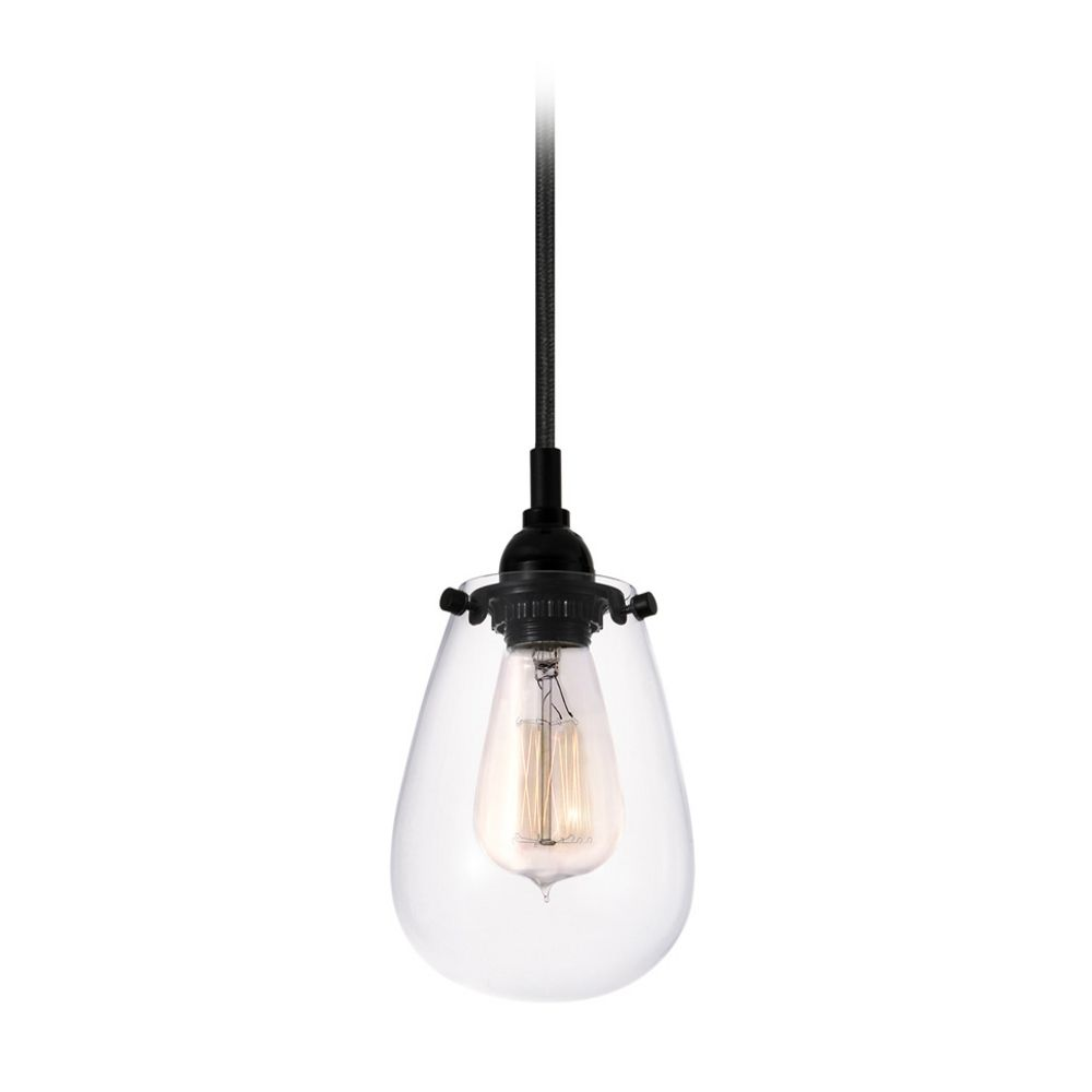 Industrial mini pendant light black chelsea by sonneman lighting hover or click to zoom aloadofball Gallery