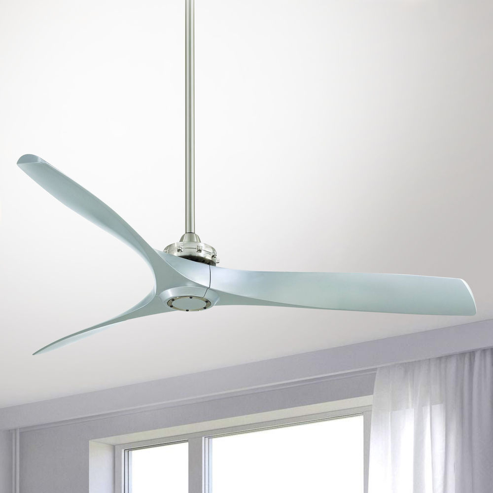 60 Inch Modern Ceiling Fan Without
