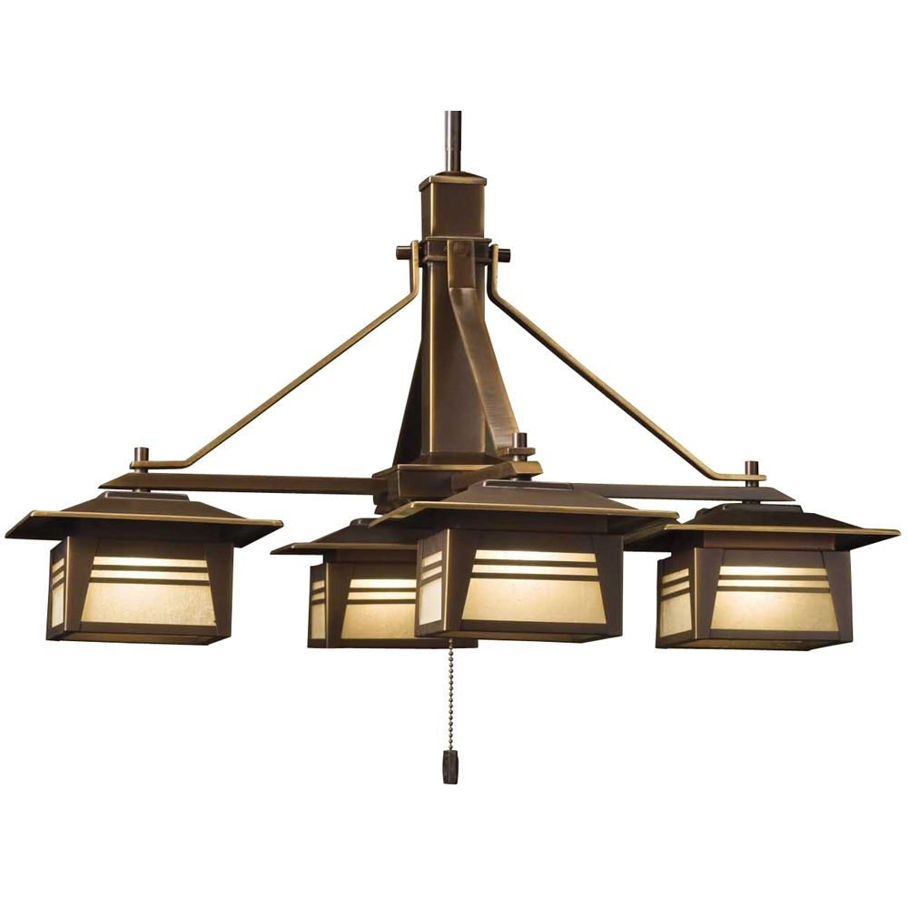 Kichler Low Voltage Outdoor Chandelier 15409oz Destination Lighting