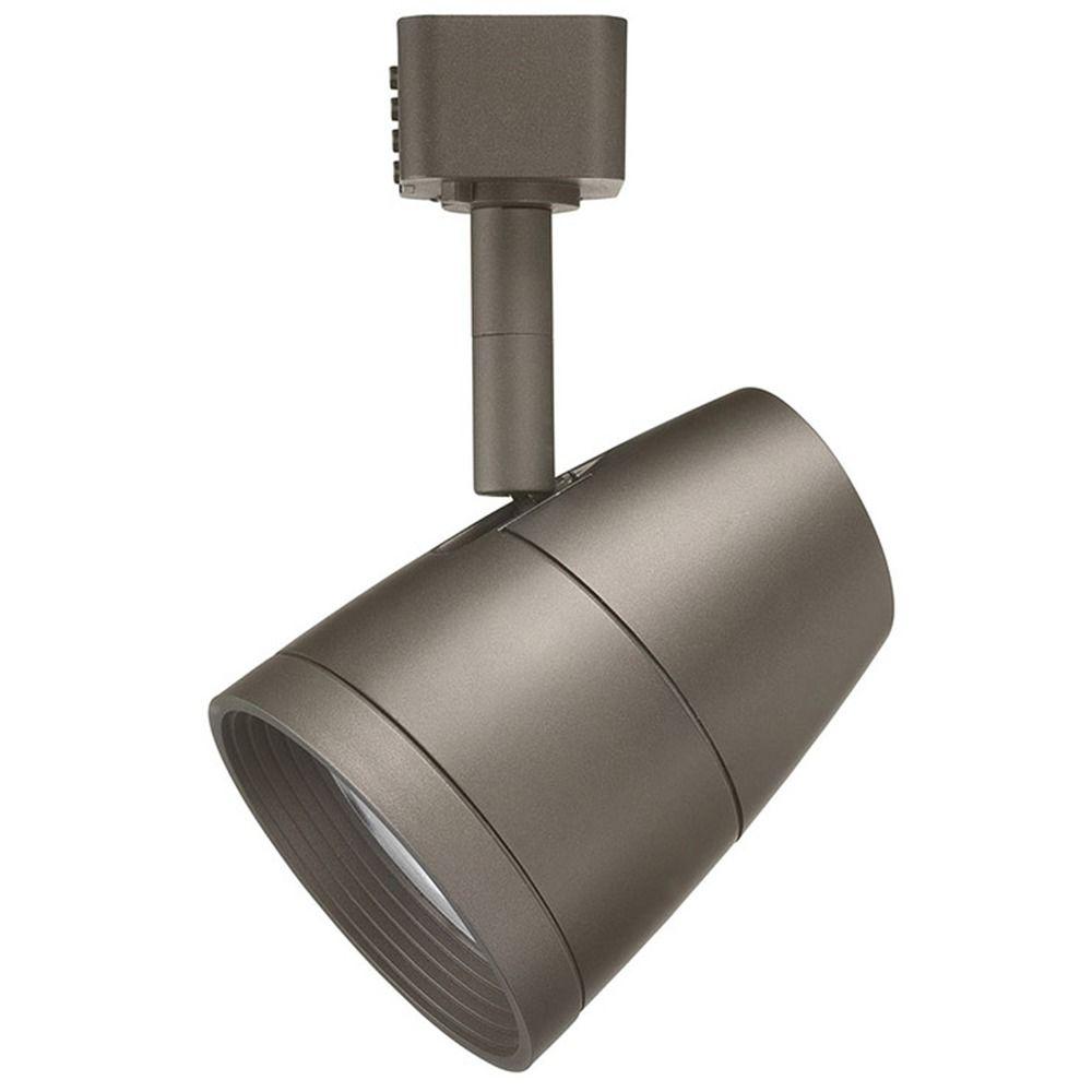 juno lighting group juno lighting bronze led track light head r600l 3k. Black Bedroom Furniture Sets. Home Design Ideas