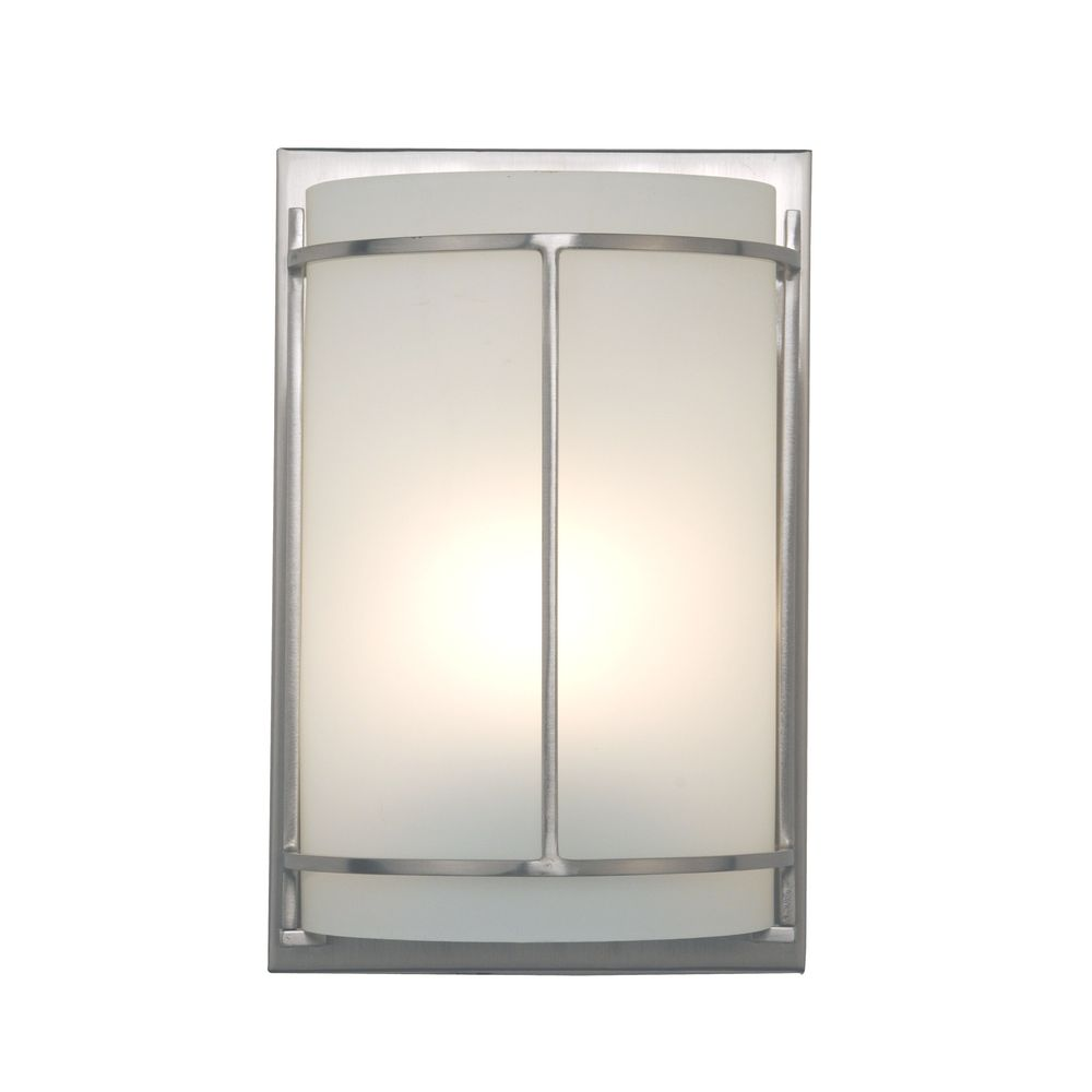 Ada Roved Single Light Sconce With Metal Banded Accents At Destination Lighting