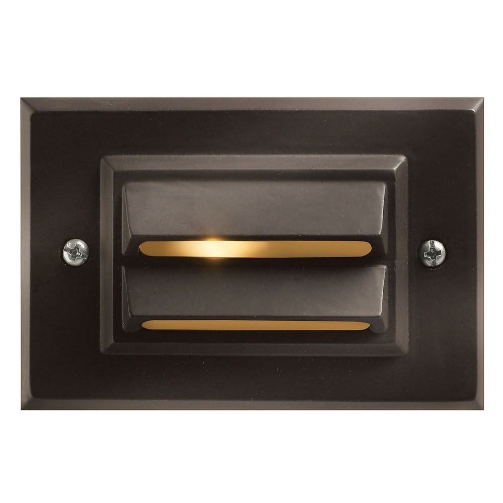 modern led recessed deck light in bronze finish 1546bz. Black Bedroom Furniture Sets. Home Design Ideas