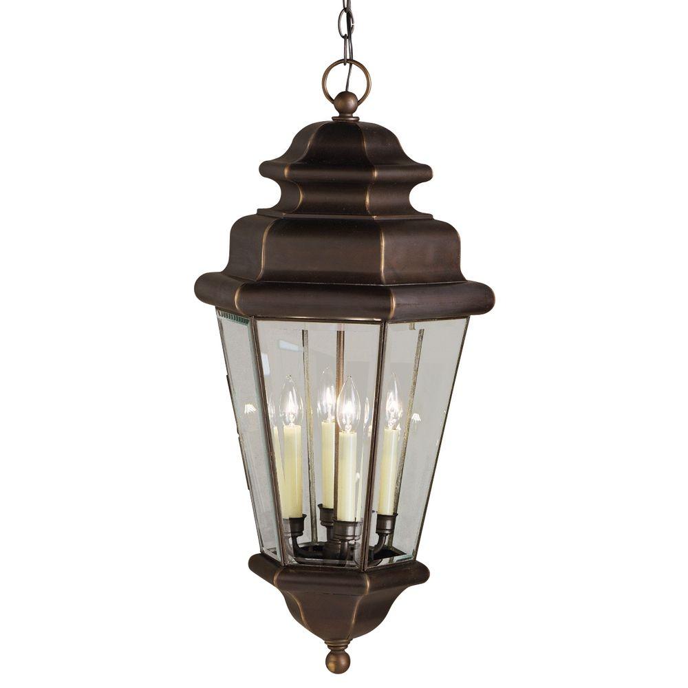 Kichler Lights Outdoor: Kichler Oversize Hanging Outdoor Ceiling Light