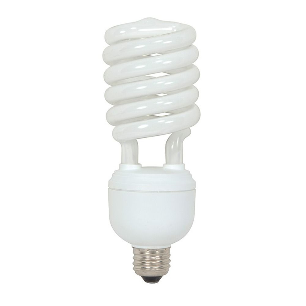40 watt cool white compact fluorescent light bulb s7335. Black Bedroom Furniture Sets. Home Design Ideas