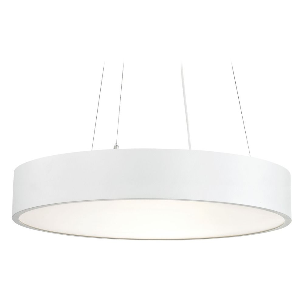 White Pendant Lights White Hanging Light Fixtures