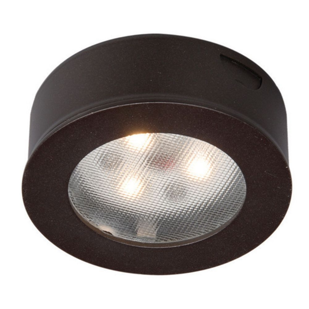 wac lighting wac lighting chrome led puck light hr led85 ch. Black Bedroom Furniture Sets. Home Design Ideas