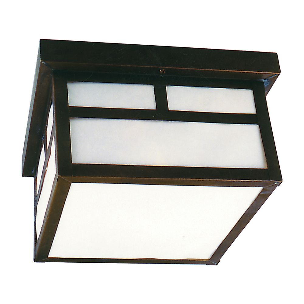 Attractive Craftmade Lighting Flushmount Outdoor Ceiling Light CR Z1843 7