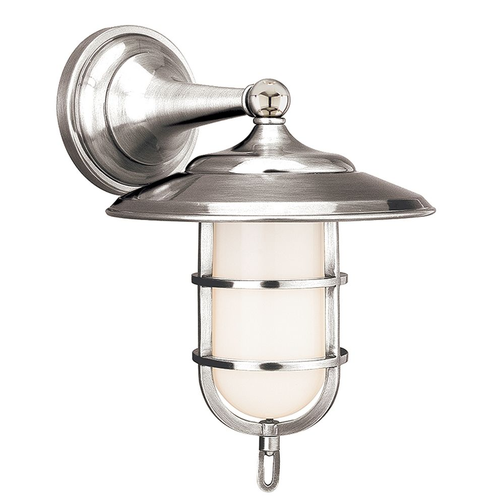 Wall Sconces Nautical : Nautical Sconce 2901-PN Destination Lighting
