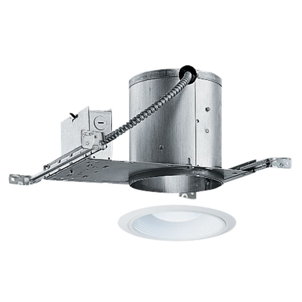 6 Inch Recessed Lighting Kit With White Trim Ic22 28w Wh
