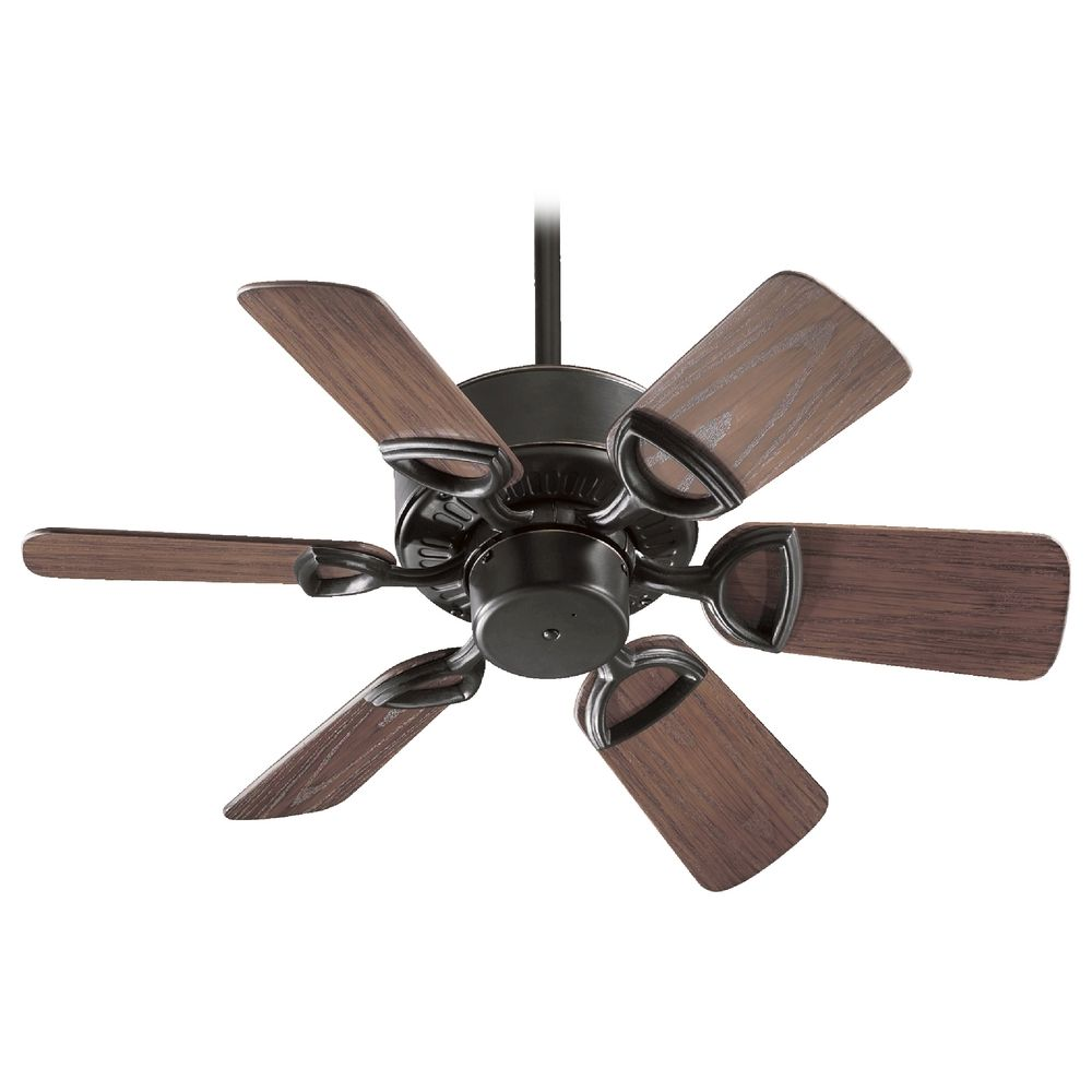 lighting quorum lighting hanover old world ceiling fan without light light kit included. Black Bedroom Furniture Sets. Home Design Ideas