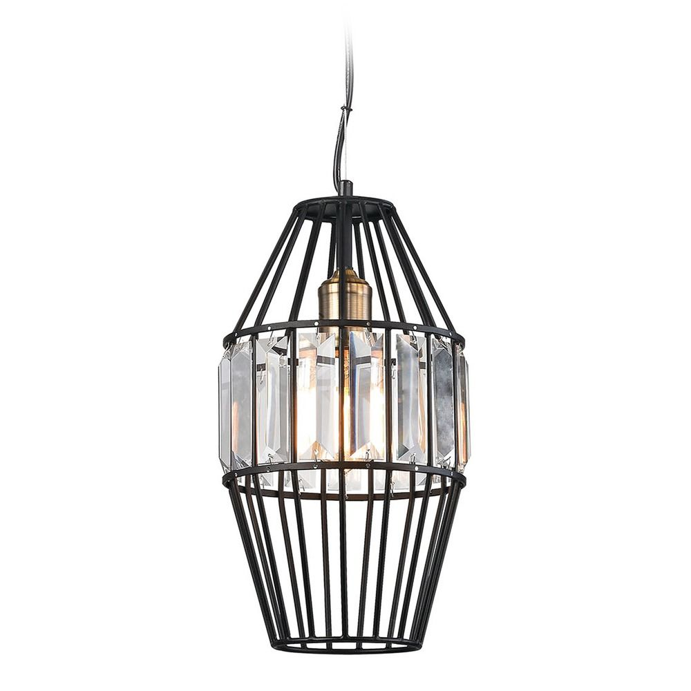 Elk Lighting Yardley: Elk Lighting Yardley Oil Rubbed Bronze Mini-Pendant Light